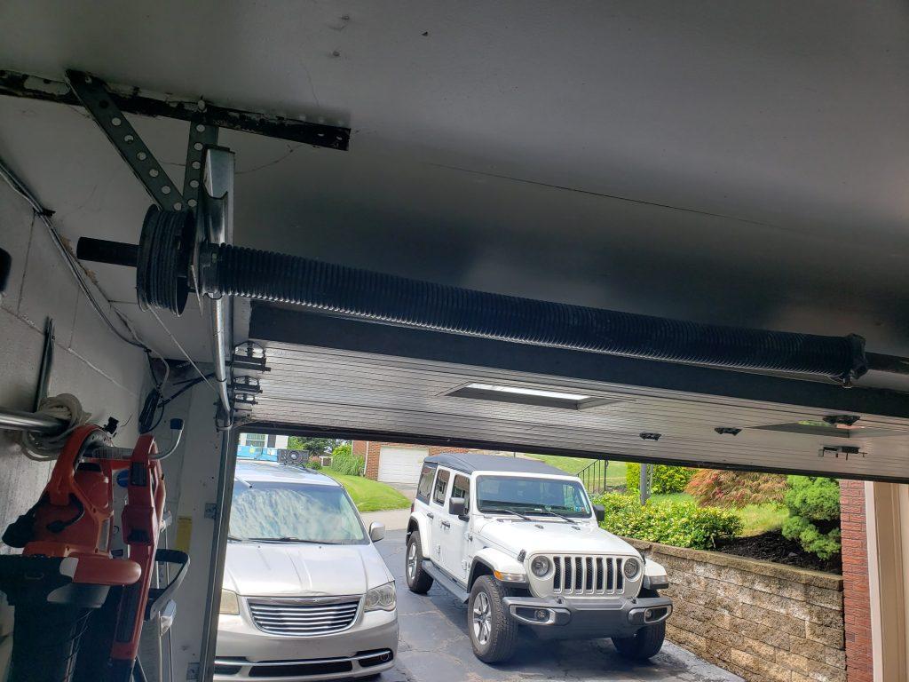Garage Door Cable Replacement