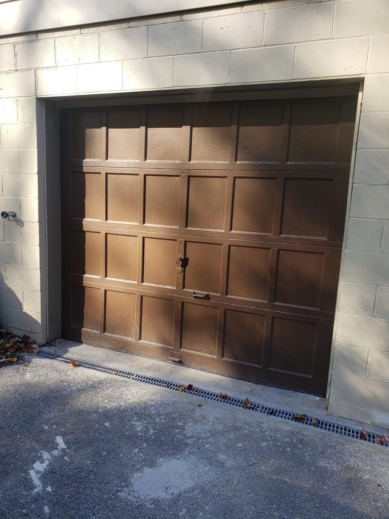 Garage Door Consultation