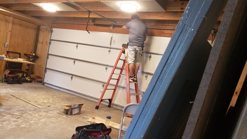 Repairing Your Garage Doors