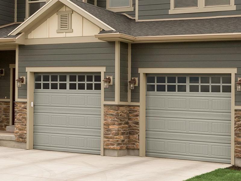 R-Value of a Garage Door